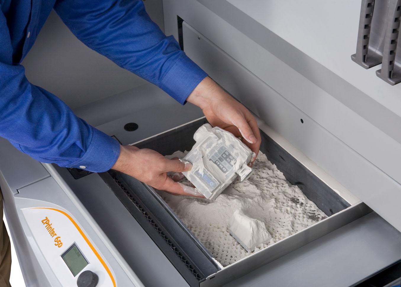 Стереолитографический принтер своими руками