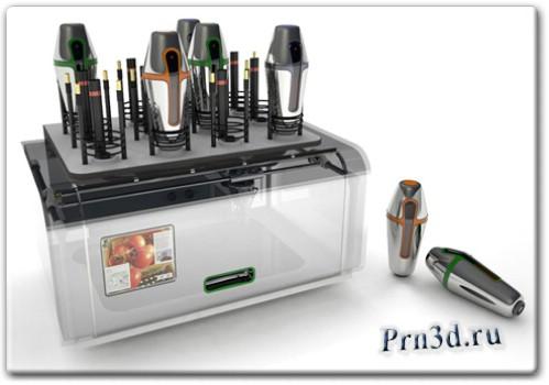 3D печать еды в домашних условиях