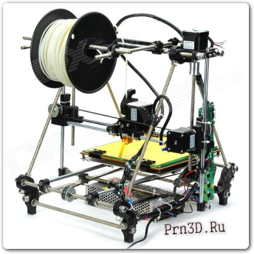 Купить 3D принтер Heacent 3DP01 DIY 3D из Китая