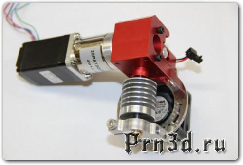Экструдер для самодельного 3D принтера