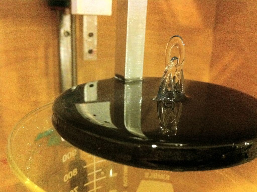 Технология 3D печати Stereo Lithography Apparatus