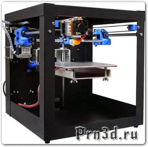 Чем печатает 3D принтер Geeetech FDM