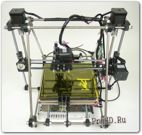 3D принтер Heacent 3DP01 DIY 3D
