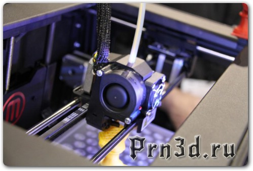 Обзор 3D принтера MakerBot Replicator 2