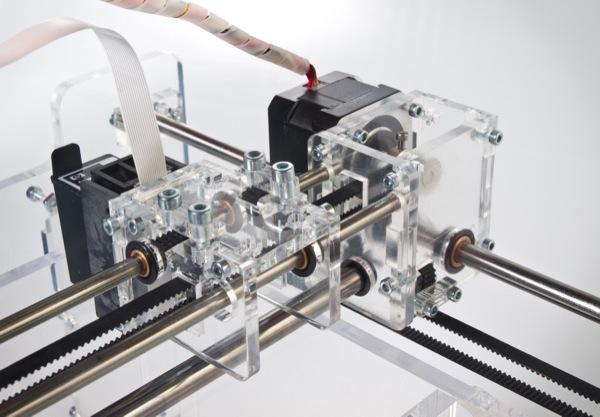 3D принтер  Pwdr-Model-0.1
