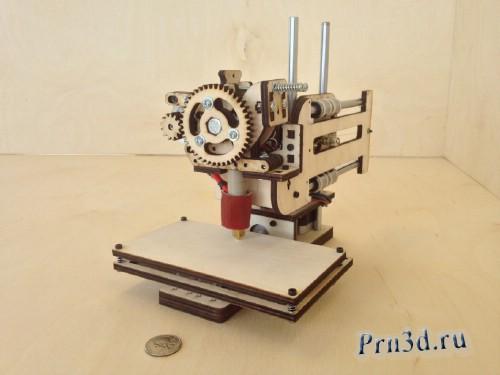 3d принтер printerbot simple