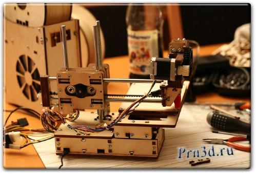 3D принтер Printrbot