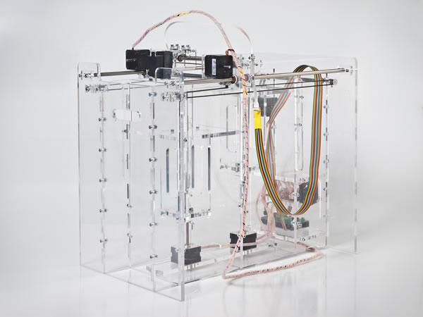 Pwdr-Model-0.1 3D принтер своими руками