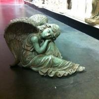 STL модель ангела