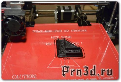 Как правильно печатать ABS пластиком на 3D принтере