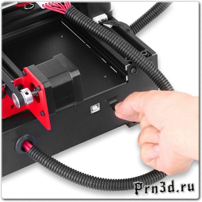 Обзор 3D принтера Alfawise U30